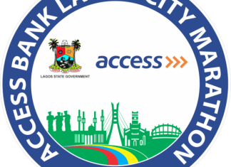 Access Bank Lagos City Marathon 2018 logo