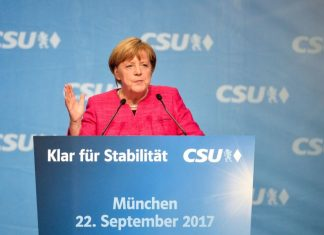 Angela Merkel wins 4th Term | ©Vox
