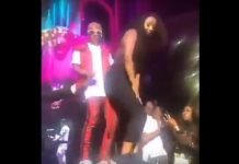 Boy loses girlfriend to Wizkid at London Concert