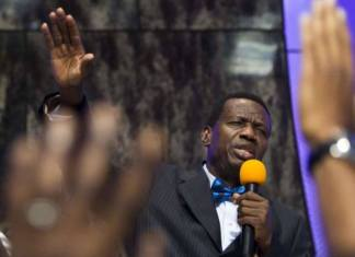 Adeboye 1 billion