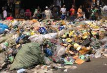 Lagos is filthy - Feature