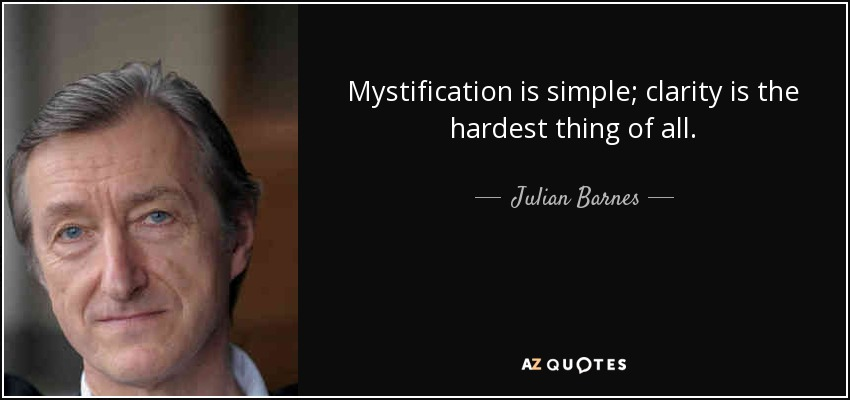what is mystification
