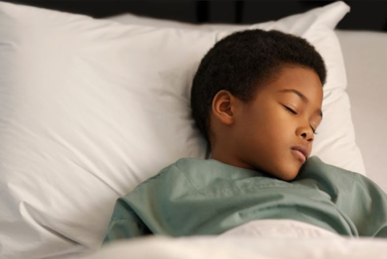 A parenting anecdote: The rigors of getting a child to sleep