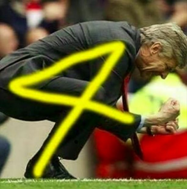 Wenger out!