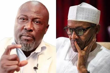 Dino Melaye - Buhari - Abiola is not a Nigerian Citizen