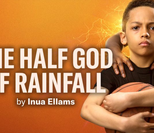 The Half God of Rainfall - Inua Ellam - London Theatre