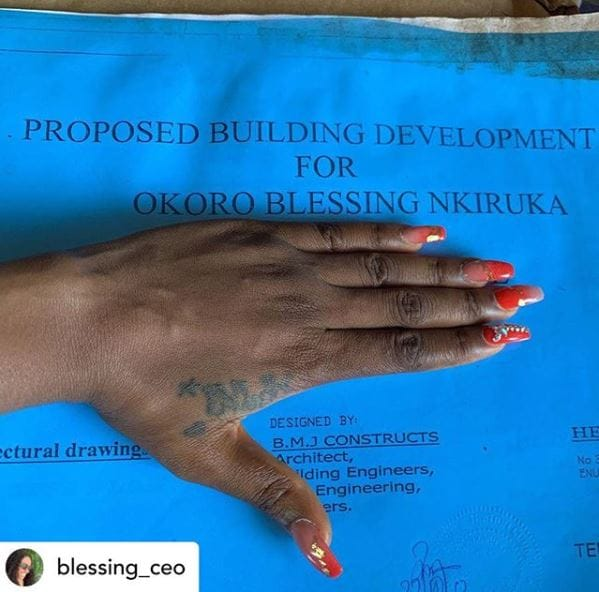 Blessing CEO - Blessing Okoro