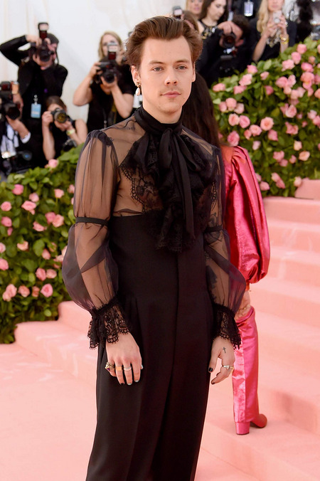 Harry Styles - Met Gala 2019 - Getty Images