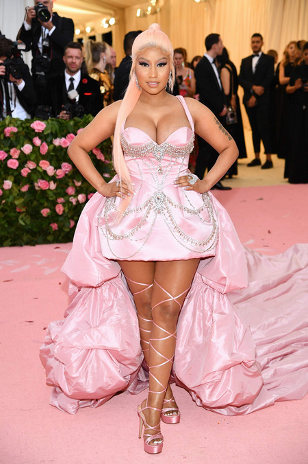 Nicki Minaj - Met Gala 2019 - Getty Images