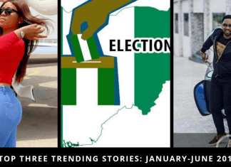 Nigerian Elections, Regina Daniels, COZA: Viva Naija Top 3 Trending Topics So Far
