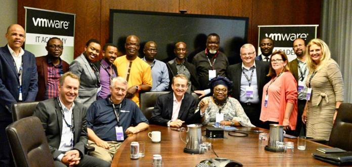 VMware IT Academy: Virtualize Africa and African union