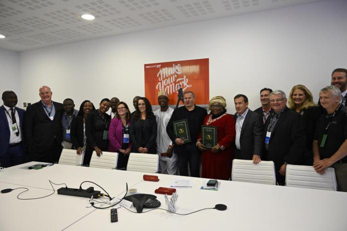 African Union and VMware IT Academy - Virtualize Africa