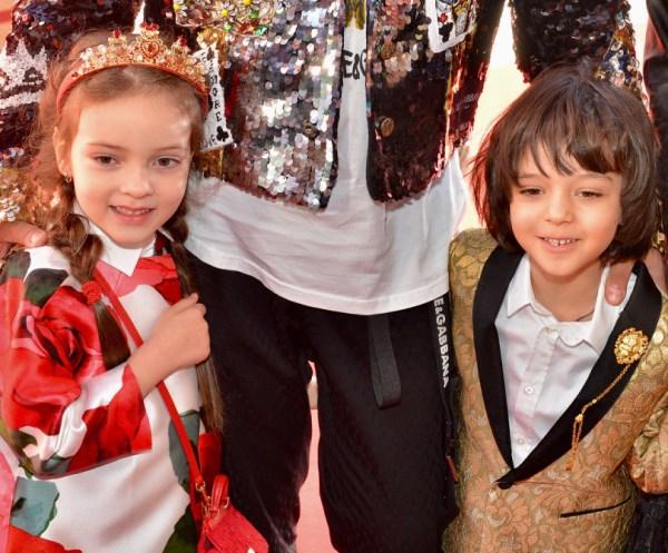 Анастасия Стоцкая показала лицо дочери