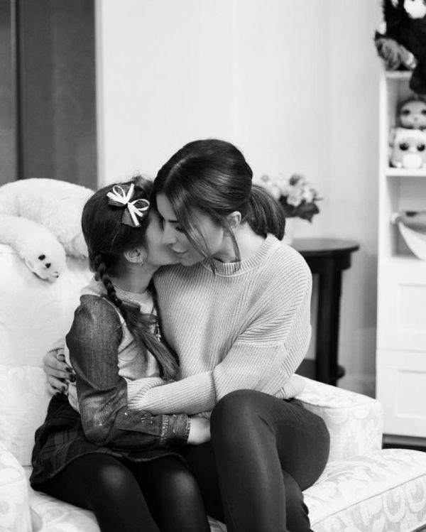 Дочь Ани Лорак растет копией отца Мурата: свежее фото