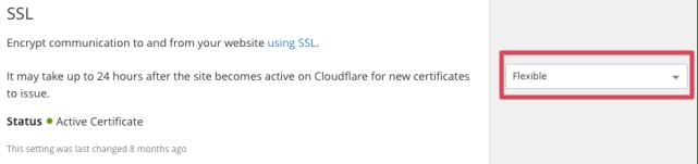 CloudFlare SSL 02