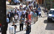 Guayquichuma celebró 58 años de parroquialización