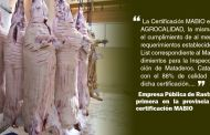 Empresa Pública de Rastro Catamayo, primera en la provincia en obtener certificación MABIO