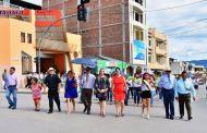 Belleza, alegría y colorido marcaron el inicio de las fiestas de Cantonización