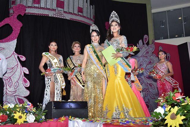 Carolina Patiño Ochoa es la nueva soberana de Catamayo, ciudad de Eterno Sol