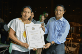 Festival La Caña de oro XXI - Tercer lugar - El grupo de la provincia del Cañar Yanantin