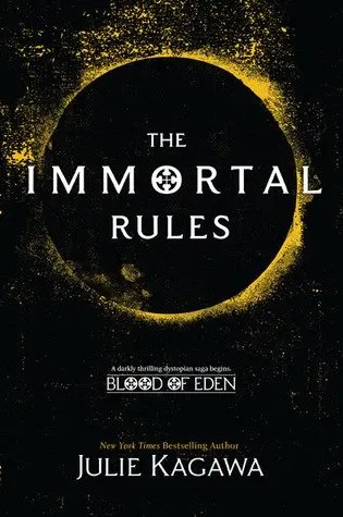 Review | The Immortal Rules by Julie Kagawa