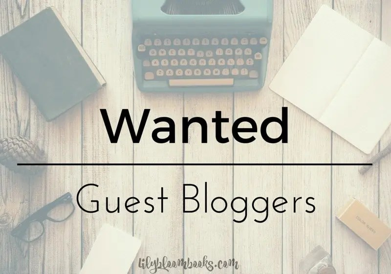 Guest Post at lilbloombooks