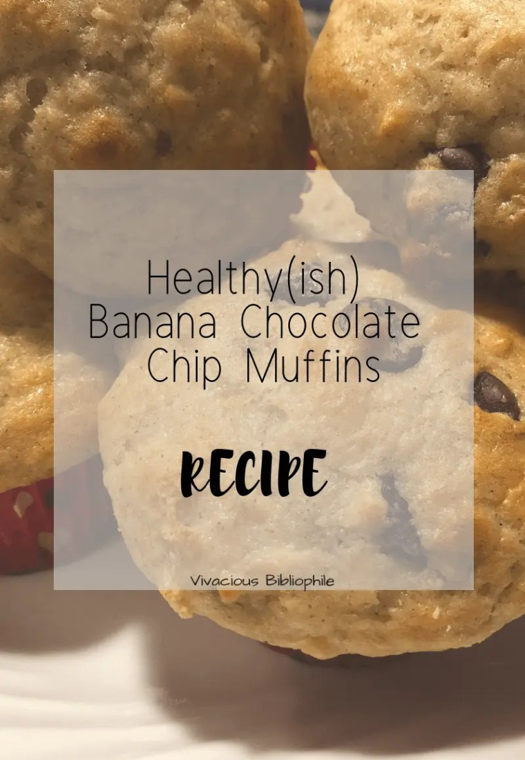 Recipe // Healthy(ish) Banana Chocolate Muffins