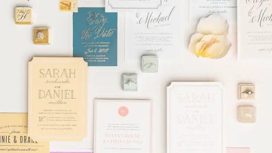 Pretty Engagement Invitations For Your Engagement Party