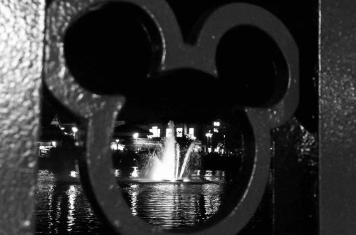 Arrival Day at Disney World