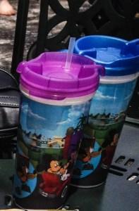 Refillable Drink Mugs. Vivacious Views