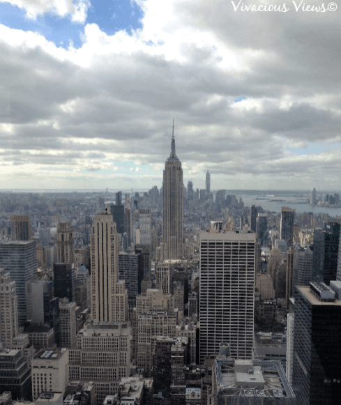 October Trip to New York City. Empire State Building