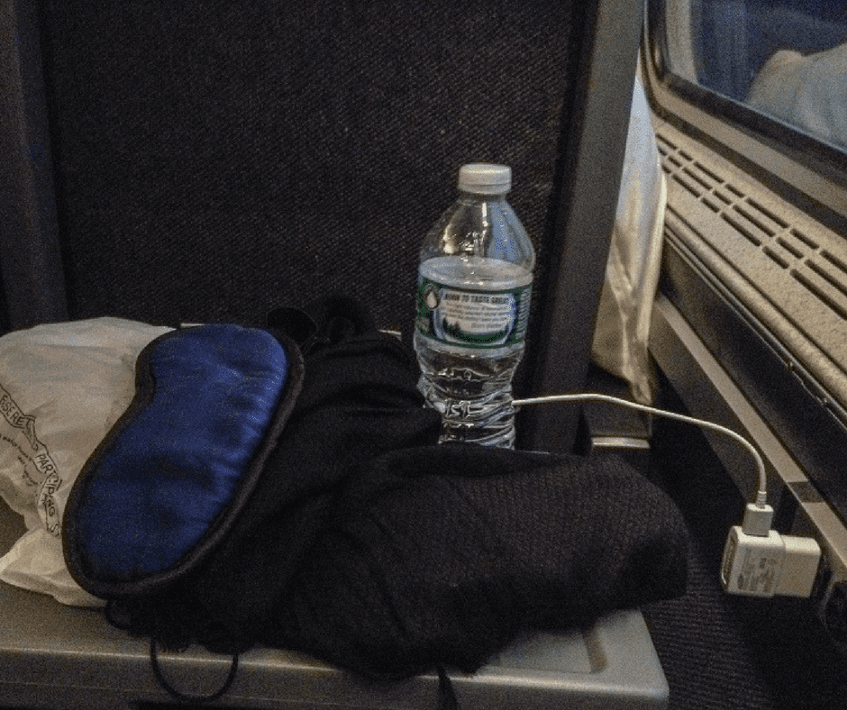 train-travel-checklist