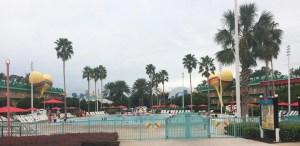 All Star Music Resort. Vivacious Views. Calypso Section