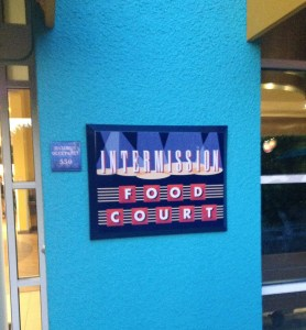 All Star Music Resort. Vivacious Views. Food Court