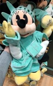 Times Square Disney Store. Minnie. Vivacious Views