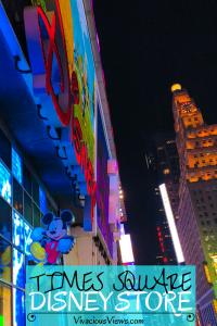 Times Square Disney Store. Vivacious Views. Pinterest