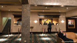 Wellington Hotel. Reception. Vivacious Views