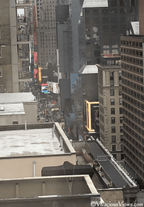 Wellington Hotel. Times Square View. Vivacious Views