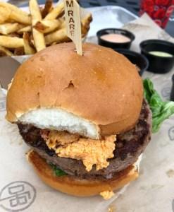D-Luxe Burger. Southern Burger. Vivacious Views