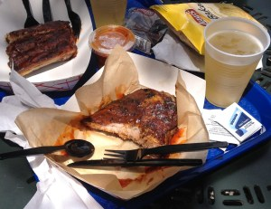 Smokehouse. Ribs. Disney Springs. Vivacious Views
