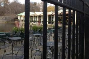Central Park Faves. Boathouse Restaurant Patio. Vivacious Views