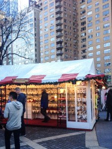 Central Park Faves. Holiday Market. Vivacious Views