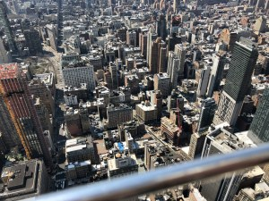 Empire State Building. City Views. Vivacious Views