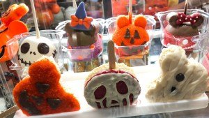Halloween and Fall Favorites at Disney World. Confectionery Stand. Vivacious Views