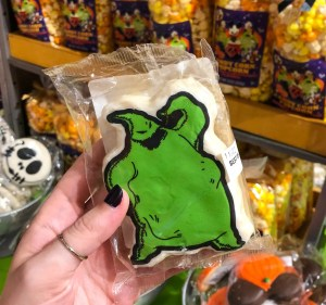 Halloween and Fall Favorites at Disney World. Oogie Boogie Rice Krispie. Vivacious Views