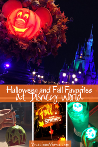 Halloween and Fall Favorites at Disney World. Pinterest. Vivacious Views (1)