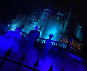 Mickey's Not So Scary Halloween Party 2018. Linda Carlotta. Haunted Mansion. Vivacious Views