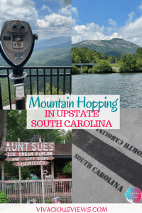 mountain hopping