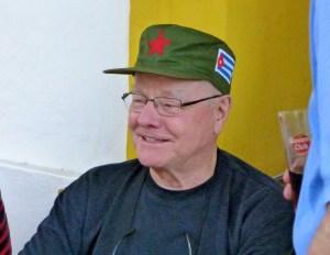 Tour participant