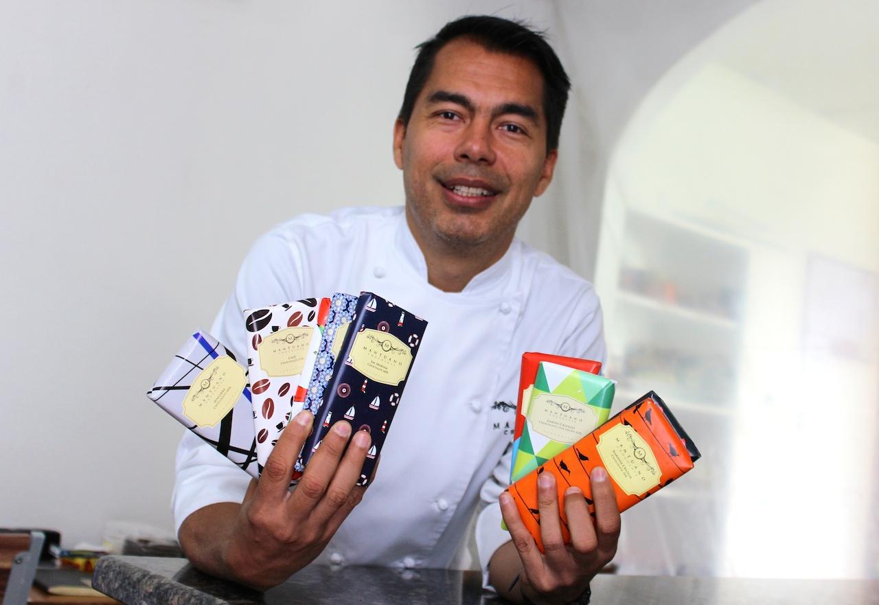 Giovanni Conversi,el artista detrás de Mantuano Chocolates